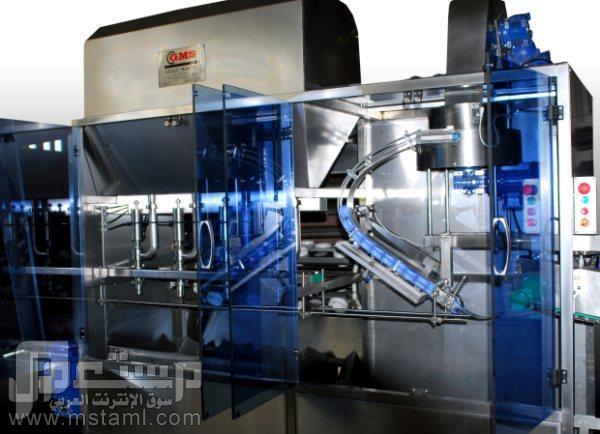 مصنع لتعبئة المياه 19 ليتر