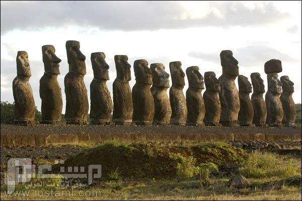 لماذا التماثيل الفرعونية لم تكسر بعهدعمرو بن العاص
