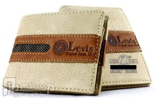 محافظ رجالية ماركات عالمية Levi's & Septwolves ماركة Levis العالمية موديل 3118 السعر 150 ريال