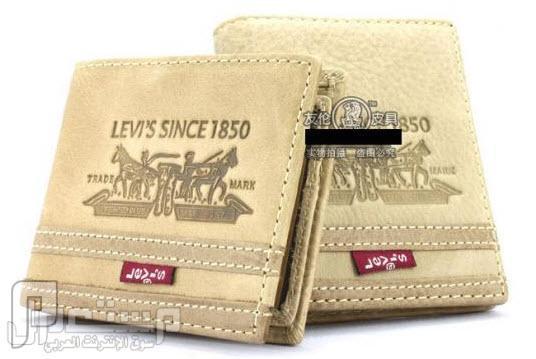 محافظ رجالية ماركات عالمية Levi's & Septwolves ماركة Levis العالمية موديل 3111 السعر 150 ريال