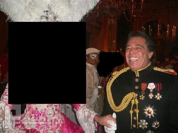 زفاف المليونير السعودي وليدالجفالي على عارضة ومذيعة لبنانية ب 10مليون دولار رجل الاعمال وليد الجفالي