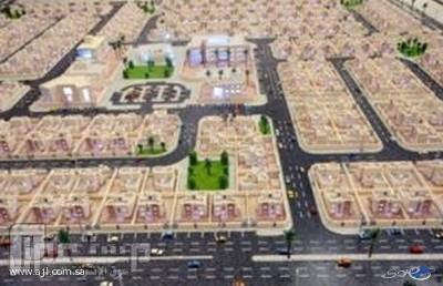 """70833 """" وحدة للإسكان بمنطقة مكة المكرمة جاري ترسيتها لتبدأ مراحل تنفيذها"""