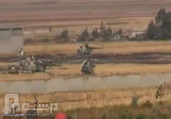 بشائر النصر : الجيش الحر يسيطر على مطار تفتناز العسكري ويخلص أهالي أدلب من