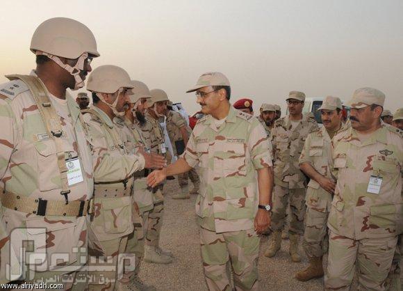 فتح التسجيل للتجنيد لعدد 500 وظيفة في القوات البرية 1434