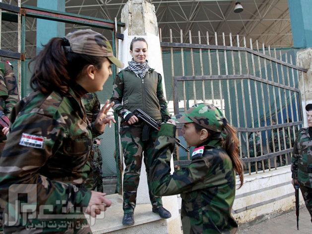 فدائيات الأسد: بالروح بالدم نفديك يا بشار