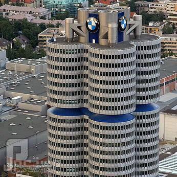 مبنى BMW الشهير // تتوقعون من مصممه ؟