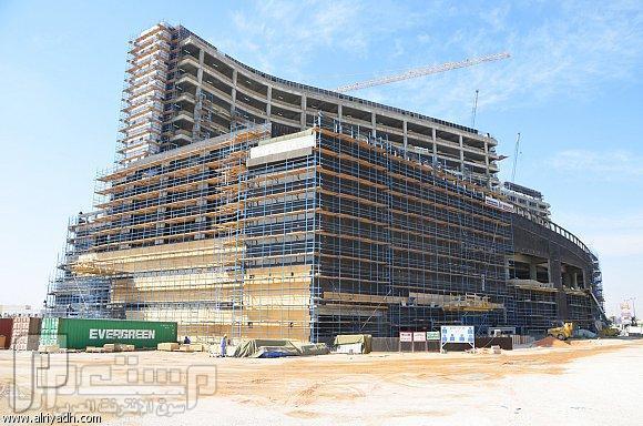 جامعة الملك سعود تهدي العاصمة 11 برجاً فندقياً وطبياً وتجارياً