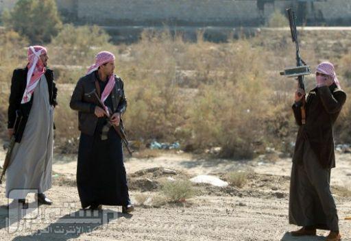هل العراق جسر للعبور الى الدول الاخرى لولا اهل السنة شباب الفلوجة المرابطين