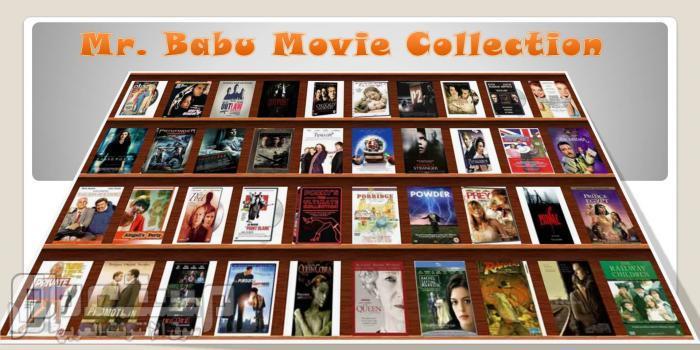 باقة أفلام عالية الجودة  - BluRay Mr.Babu Collection