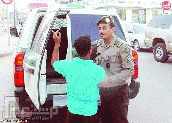 كذبة ابريل .. وحملة الجوازات في السعودية