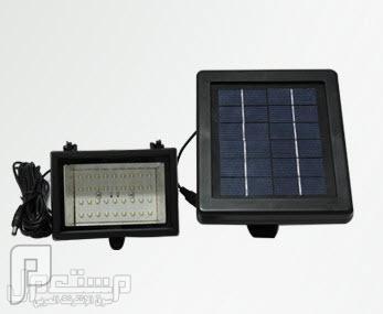 كشاف يعمل بالطاقة الشمسية 16 Led للممرات والجدران والغرف