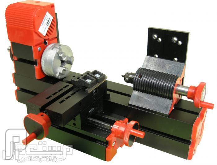 ماكينة خراطة الخشب و الذهب و الألمونيوم و الفضة والنحاس 6 في 1