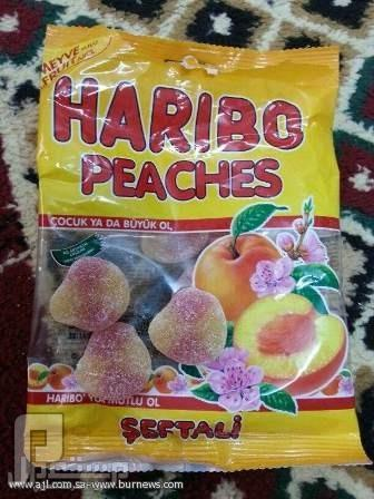 حلوى تحتوي على جلاتين الخنزير