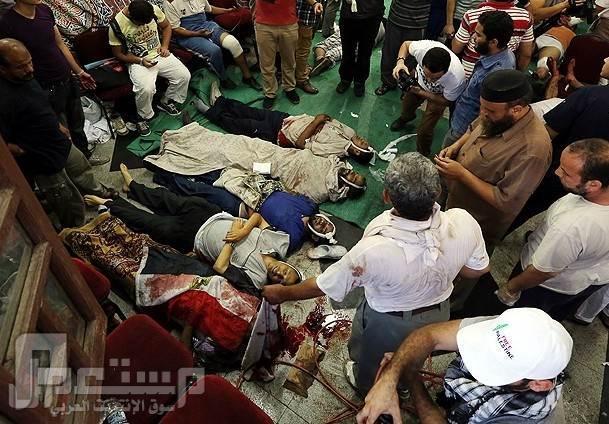 عاجل: فيديو حقيقة مجزرة الحرس الجمهوري الجيش والشرطة يقتلون الناس