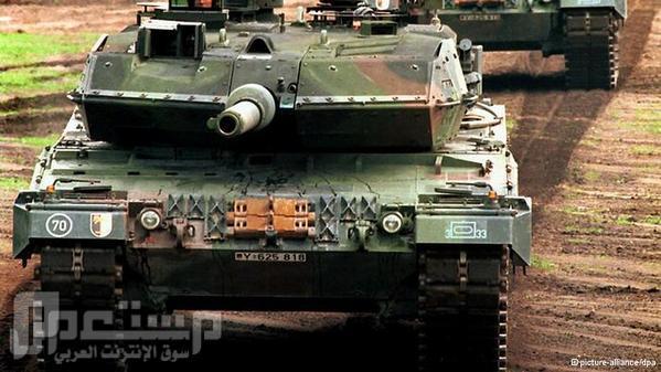 """تقارير: السعودية وقطر تعتزمان شراء دبابات """"ليوبارد"""" ألمانية"""