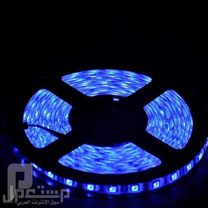 إضاءة LED 5 امتار تحكم بريمومت كنترول 16 لون