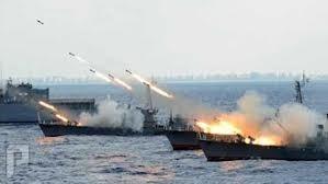 سوف تبداء الحرب على بشار بضرب بصواريخ توماهو الامريكيه