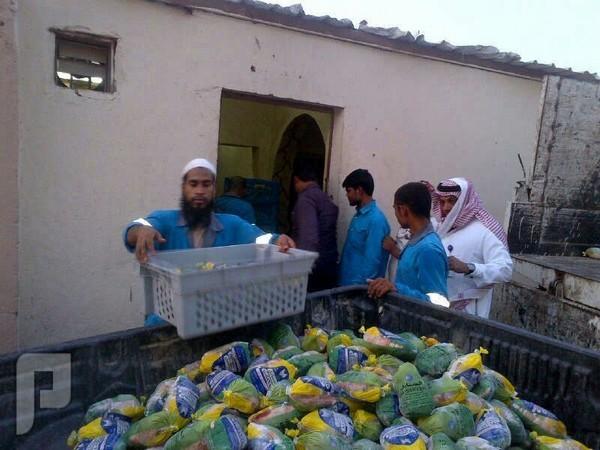 """بالصور.. """"بلدية أم السلم"""" تصادر 4 آلاف دجاجة """"مغلفة يدوياً"""