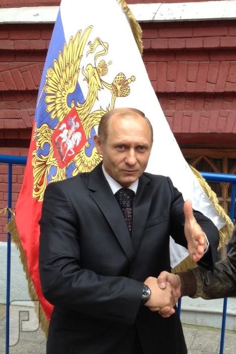 اشباه قادة الاتحاد السوفييتي والروس