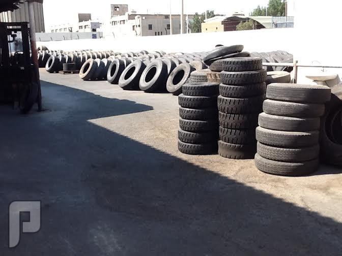 """""""التجارة"""" تغلق 4 مصانع جديدة لـ""""تلبيس الإطارات"""" في جدة"""