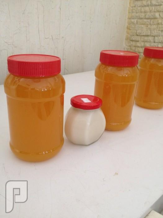 تبلور العسل