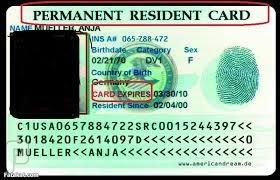 مبروك حصلت علا جنسية امريكية : Green Card