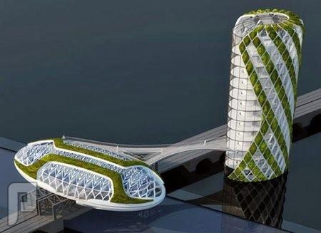 رؤى هندسية و معمارية مستقبلية