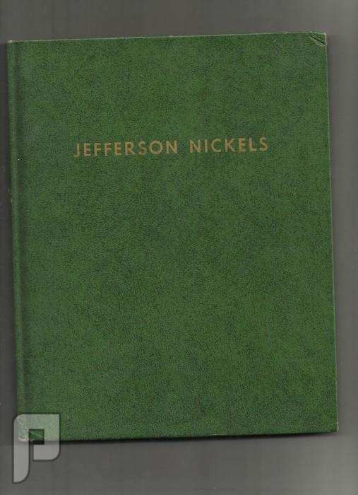 مجموعات الربع  الامريكي ومجموعة جيفرسون للنيكل البند 3
