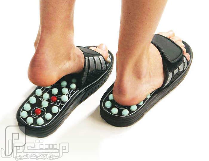 حذاء المساج الطبي