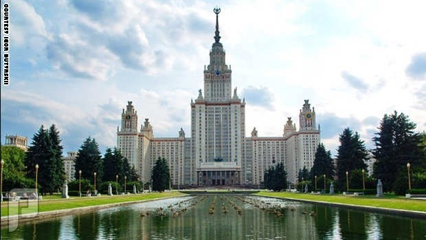 اجازة القطاع الخاص مبنى لجامعة روسية ..... صرح يحمل في طياته الكثييييير
