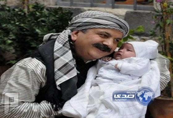 وفاة الفنان السوري وفيق الزعيم بطل دور ابوحاتم في باب الحارة
