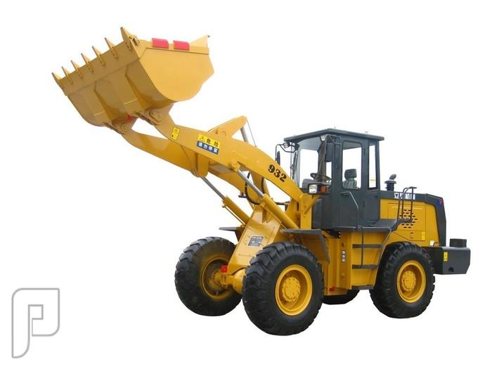 استفسار بخصوص المعدات الثقيلة شيول