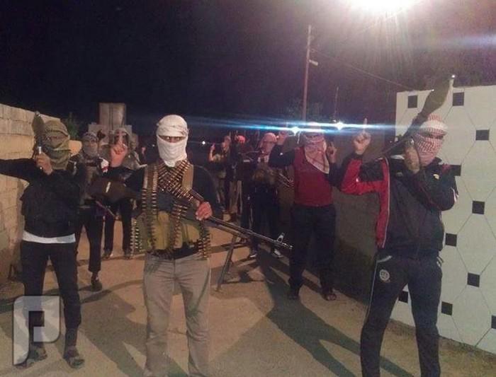 الابطال الثوار في الفلوجة يعلنون النفير العام