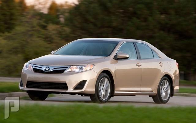 تويوتا كامري 2014 Toyota Camry صور ومواصفات واسعار