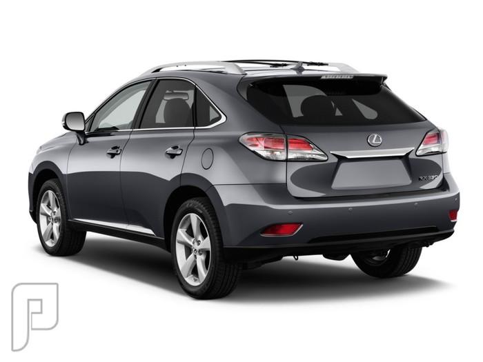 السيارة لكزس ار اكس 2014 Lexus RX مواصفات و صور و اسعار السيارة لكزس ار اكس 2014 Lexus RX من الخلف