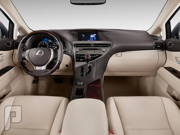 السيارة لكزس ار اكس 2014 Lexus RX مواصفات و صور و اسعار
