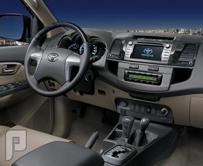 تويوتا فورتشنر في اكس 2 – 2014 – Toyota Fortuner VX2 السعر و المواصفات صور تويوتا فورتشنر في اكس 2 – 2014