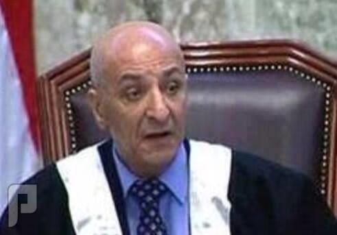 عاااجل القاضي الذي حكم صدام حسين بالاعدام بقبضة الثوار