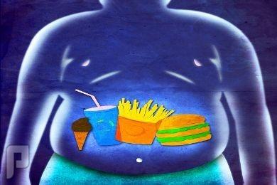عادات تسبب الدهون في البطن