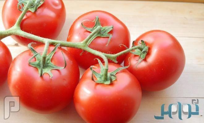الطماطم الطازجة.. غذاء لذيذ وفوائد صحية متعددة