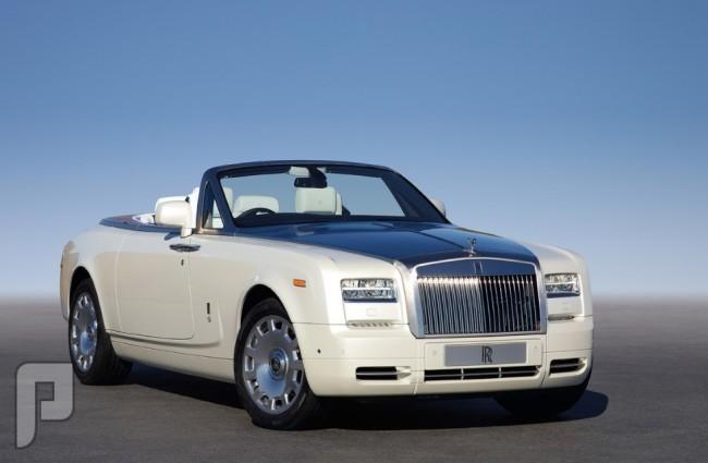 رولز رويس فانتوم Rolls Royce Phantom موديل 2014