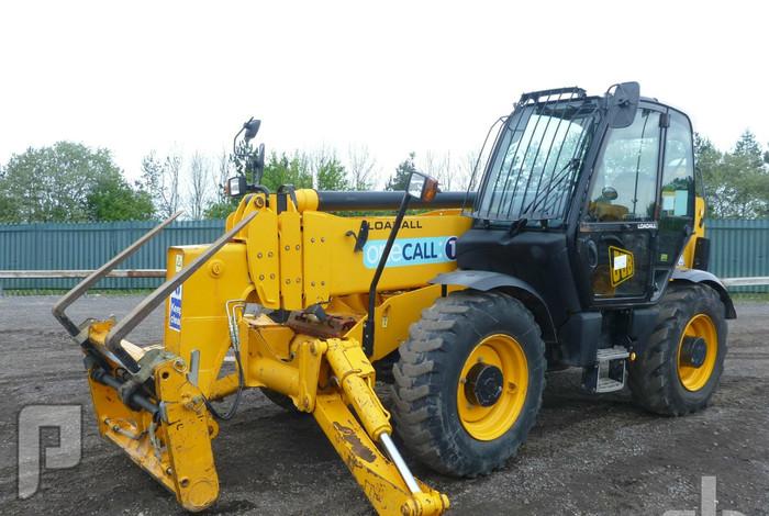JCB 540-170 MODEL 2008