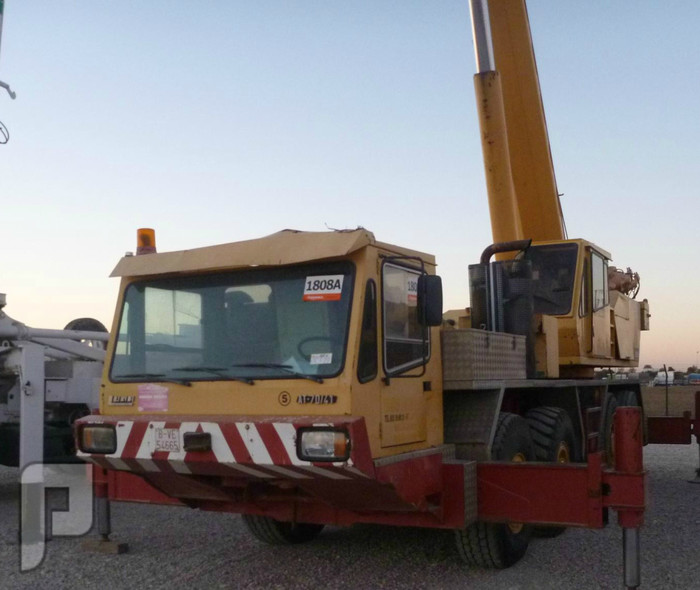 IT#1808A-1992 LUNA AT 7041 70 Ton All Terrain Crane