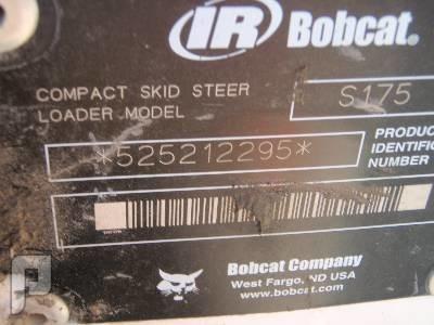 IT# 234 - 2004 BOBCAT S175 SKID STEER LOADER AM