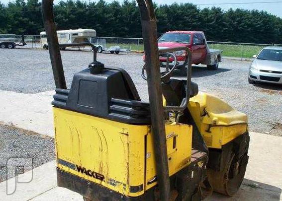 IT#3428-2001 Wacker RD11A Roller Hrs.NA SN 5288520