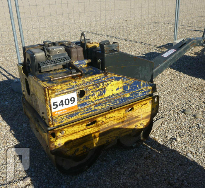IT#5409 -2000 BOMAG BW65H Walk Behind Roller