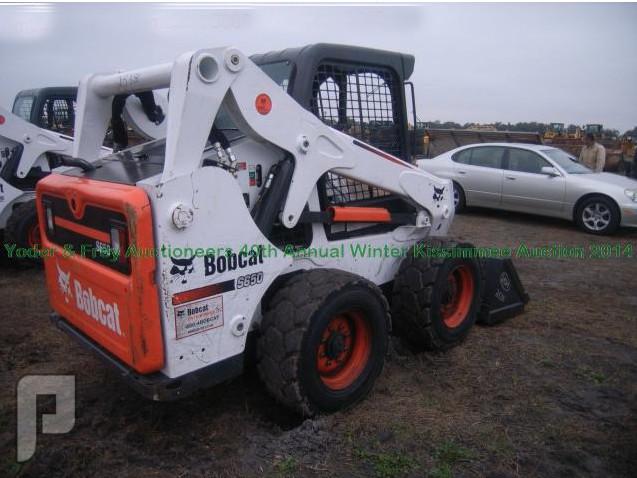 IT# 2538 2013 Bobcat S650 Skid Steer Loader AM