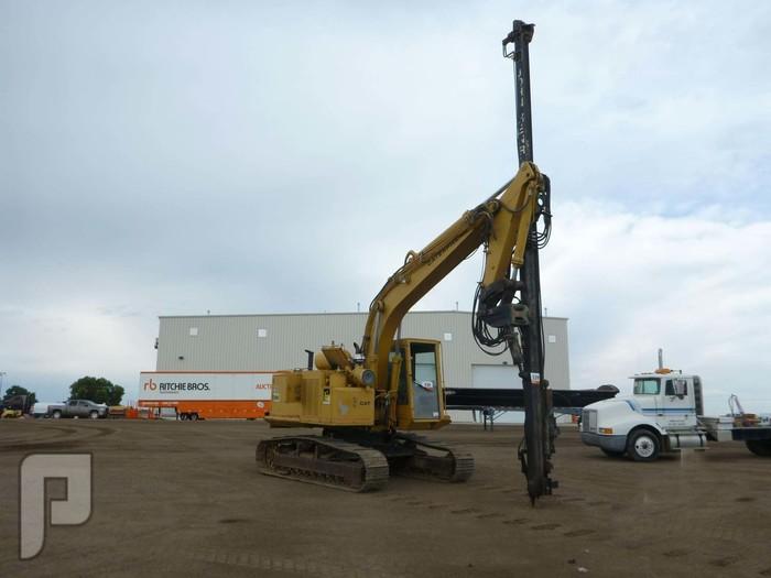 IT# 539-1986 CAT 225LC Hydraulic Excavator Dirill AM