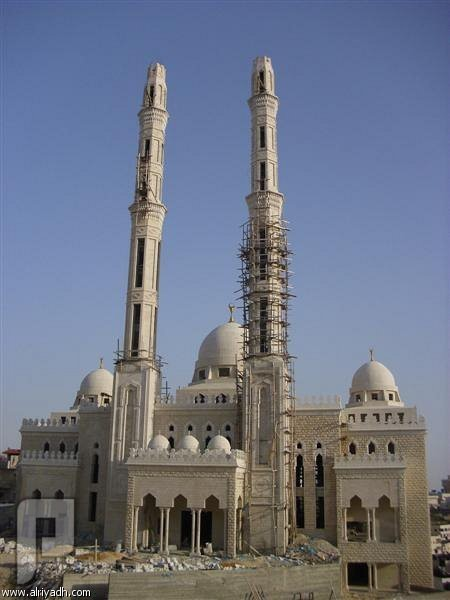 الإمارات تشيد ثاني أكبر مسجد بفلسطين بعد الأقصى