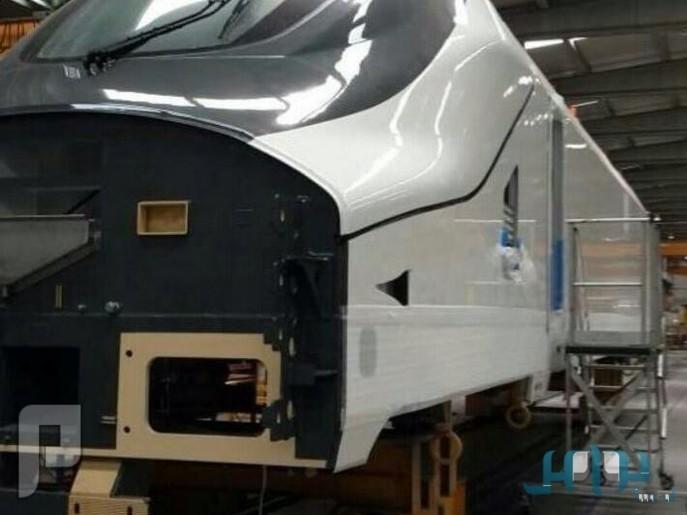 (الصور) الأولى لقطار الحرمين.. سرعته 300 كم ومضاد للحوادث والصدمات